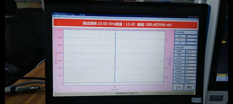 用泰克MDO示波器进行LCR测试